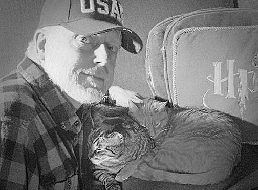 "Rescue cats give Vietnam veteran ""connection to innocence"""